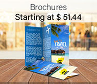 Brochures at Eastvale Graphics start at 51.44